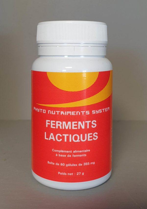 ferments lactique