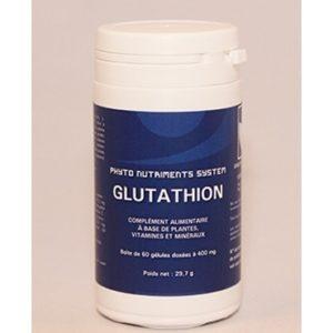 Glutathion Anti-oxydant